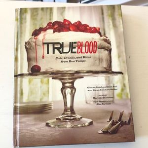 NWOT True Blood Cookbook
